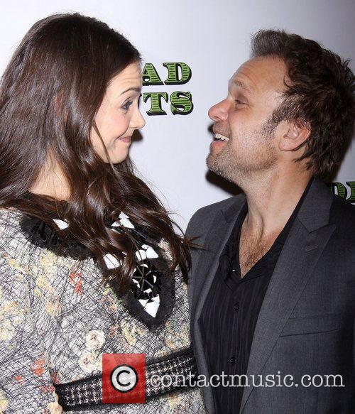 Katie Holmes, Norbert Leo Butz, Dead Accounts, Gotham Hall. New York and City 1