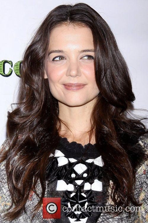Katie Holmes, Bottega Veneta, Dead Accounts, Gotham Hall. New York and City 7