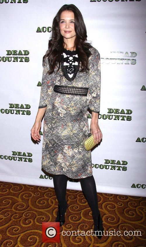 Katie Holmes, Bottega Veneta, Dead Accounts, Gotham Hall. New York and City 10