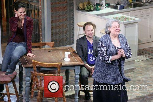 Katie Holmes, Norbert Leo Butz, Jayne Houdyshell, Dead Accounts, Music Box Theatre. New, York City