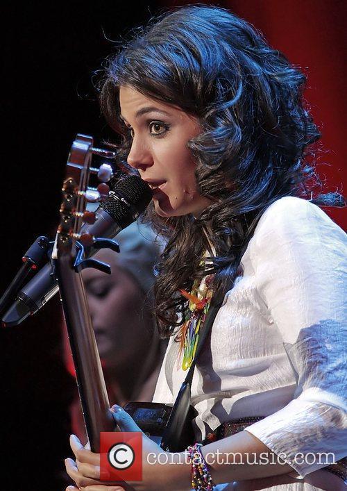 Katie Melua and Manchester Bridgewater Hall 12