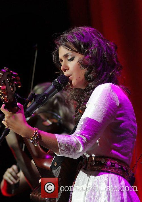Katie Melua and Manchester Bridgewater Hall 8