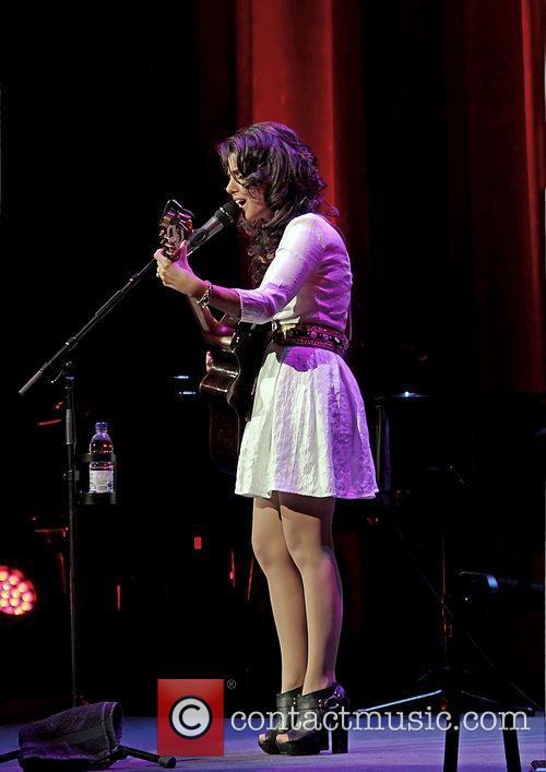 Katie Melua and Manchester Bridgewater Hall 13