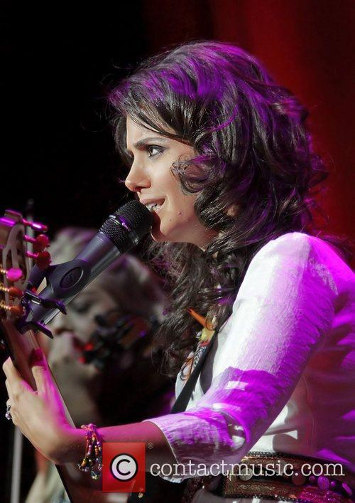 Katie Melua and Manchester Bridgewater Hall 7