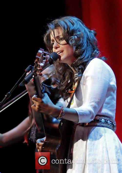 Katie Melua and Manchester Bridgewater Hall 3