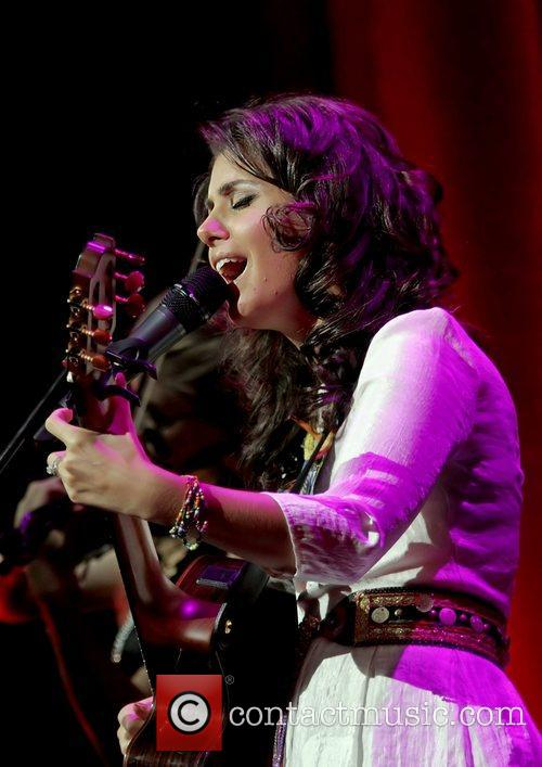 Katie Melua and Manchester Bridgewater Hall 2
