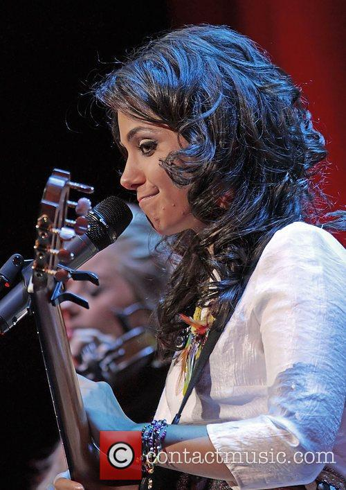 Katie Melua and Manchester Bridgewater Hall 11