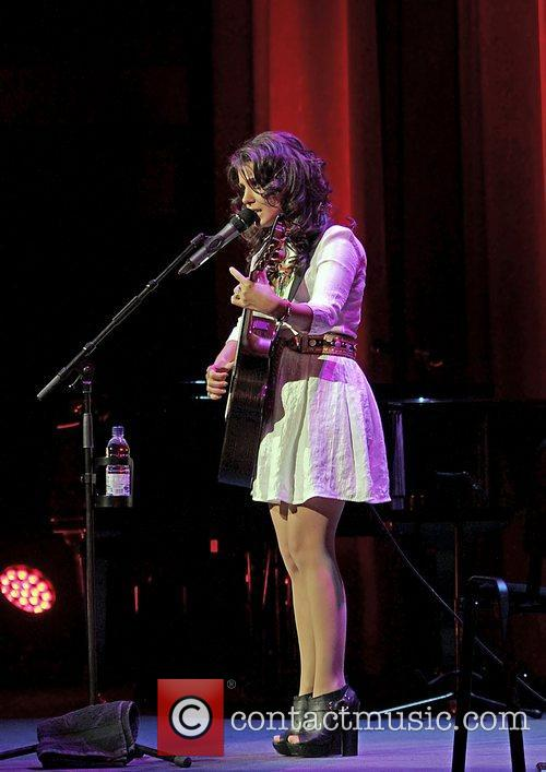 Katie Melua and Manchester Bridgewater Hall 9