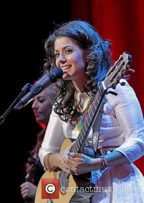 Katie Melua and Manchester Bridgewater Hall 15