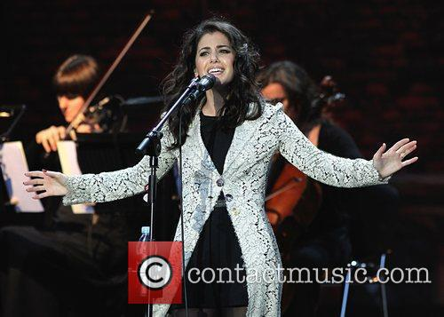 Katie Melua and Hampton Court Palace 3