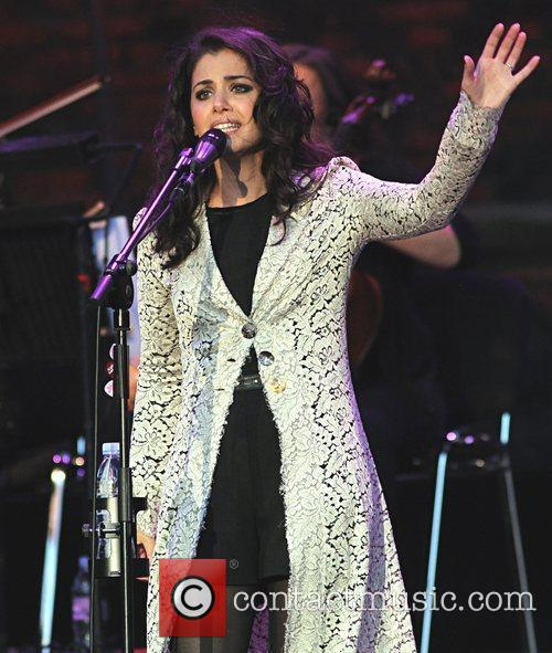 Katie Melua and Hampton Court Palace 4