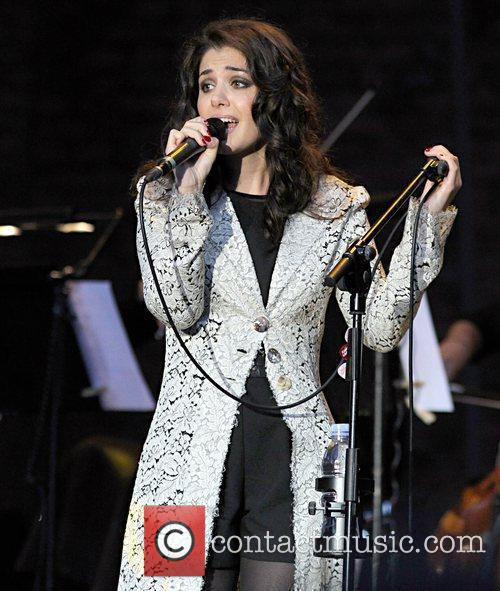 Katie Melua and Hampton Court Palace 7