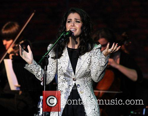 Katie Melua and Hampton Court Palace 9