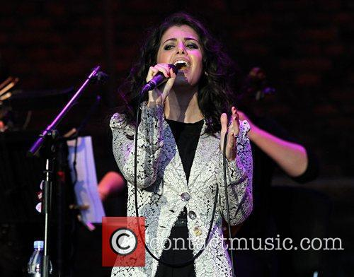 Katie Melua and Hampton Court Palace 10