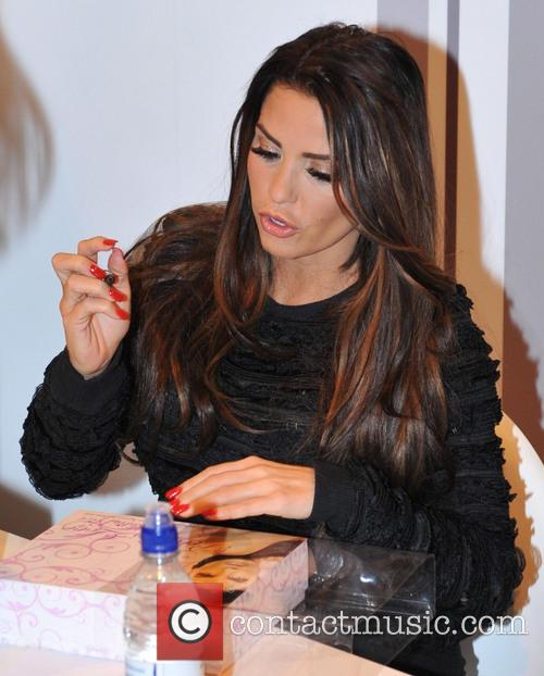 Katie Price, Girls Day Out, Glasgow. She and London Perfume Company 12