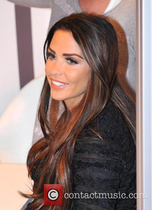 Katie Price, Girls Day Out, Glasgow. She and London Perfume Company 14