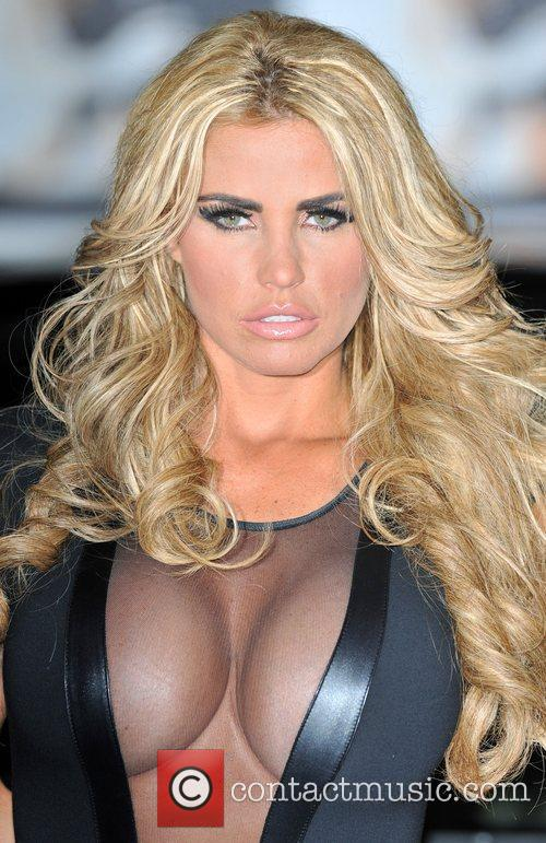 Katie Price Katie officially signs Amy Willerton, winner...