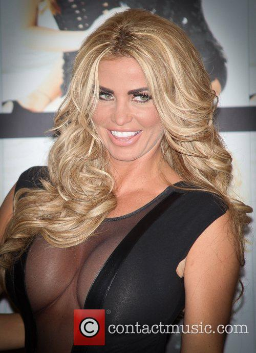 Katie Price officially signs Amy Willerton the winner...