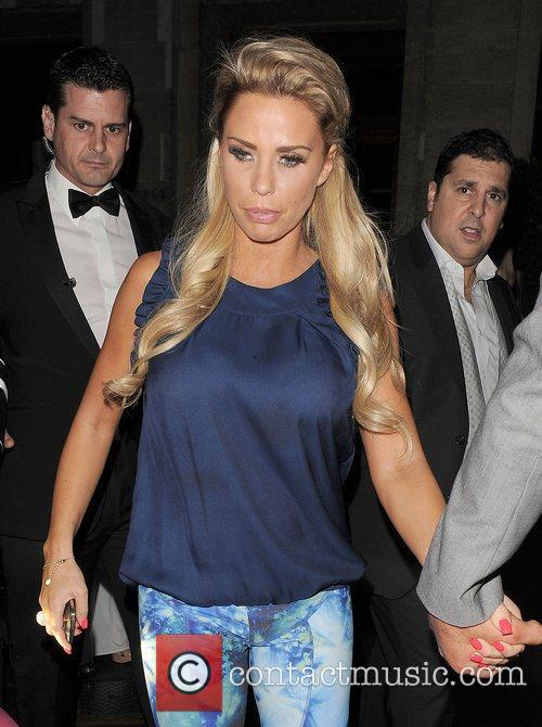 Katie Price and Grosvenor House 7