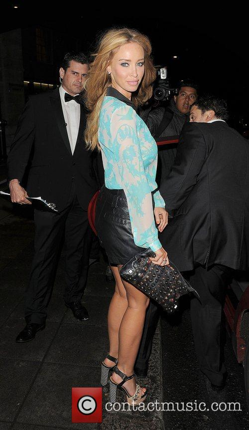 Lauren Pope and Grosvenor House 9