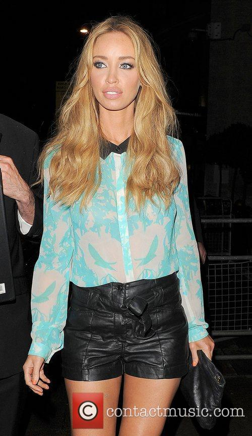 Lauren Pope and Grosvenor House 1