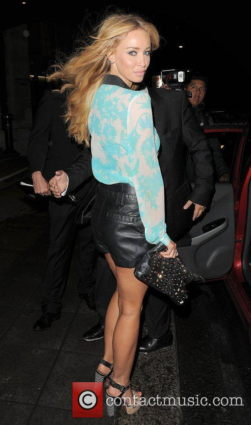 Lauren Pope and Grosvenor House 11