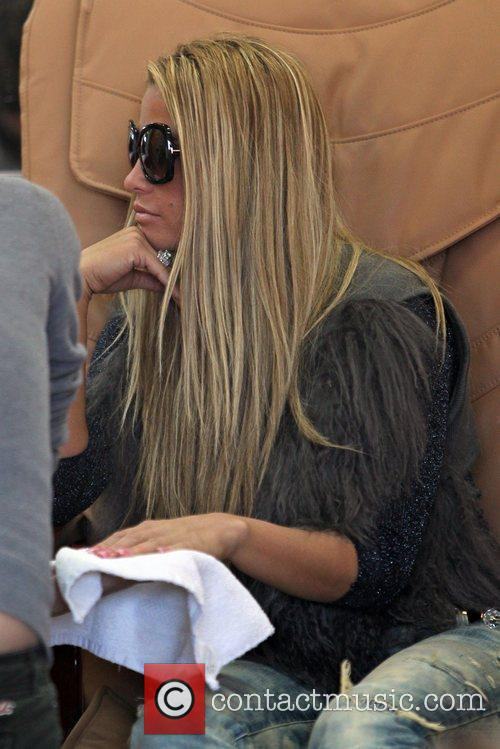 katie price is seen getting her nails 5764862