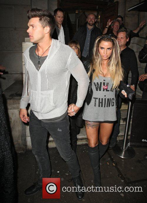 Katie Price and Aura Nightclub 2