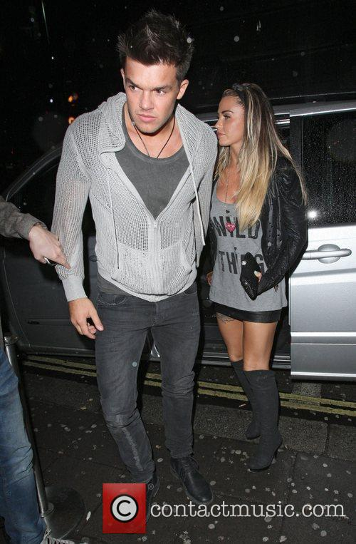 Katie Price and Aura Nightclub 3