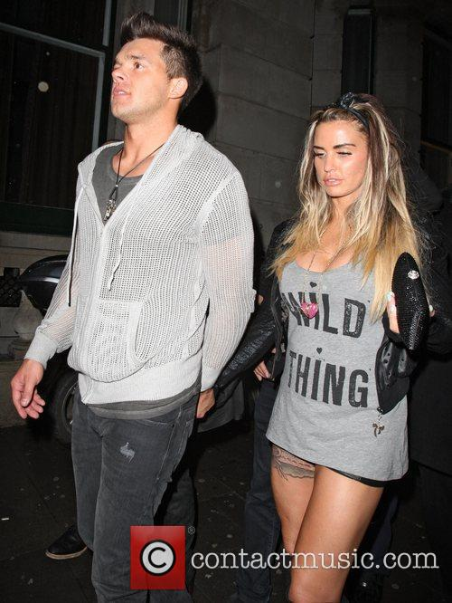 Katie Price and Aura Nightclub 4