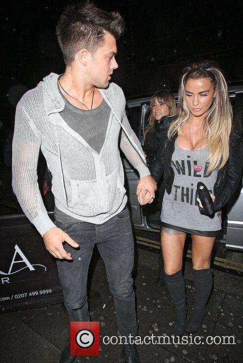 Katie Price and Aura Nightclub 6