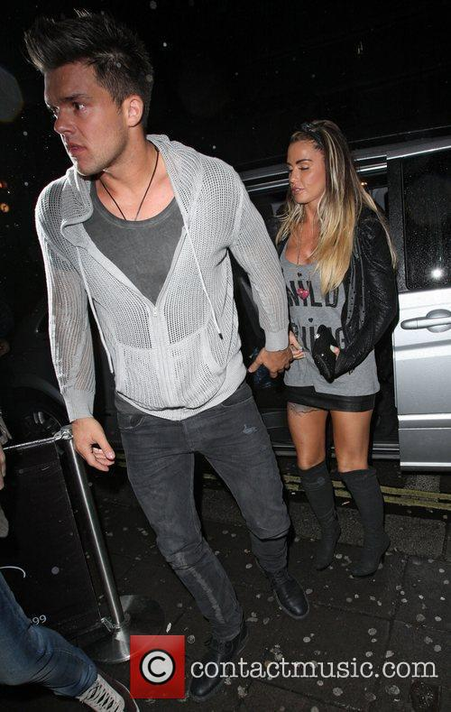 Katie Price and Aura Nightclub 7