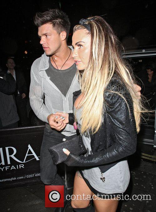 Katie Price and Aura Nightclub 8