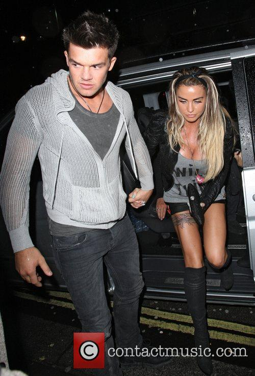 Katie Price and Aura Nightclub 10