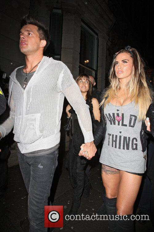 Katie Price and Aura Nightclub 15