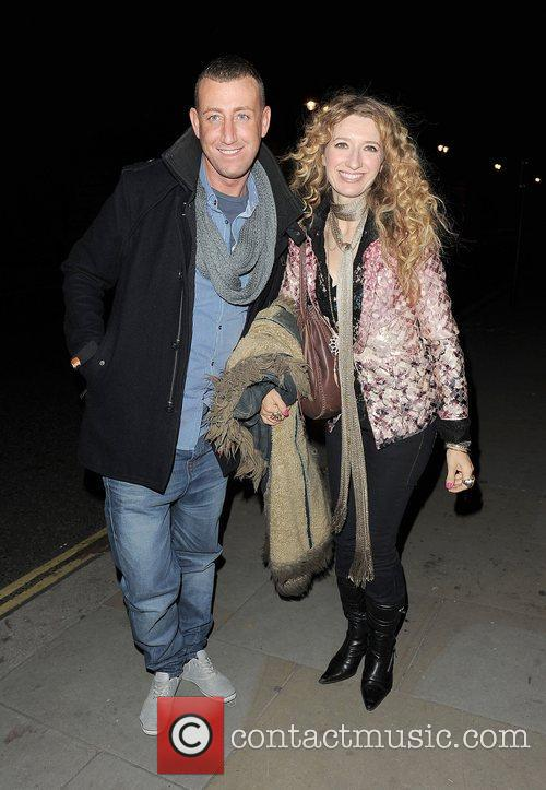 X Factor contestants Craig Maloney and Melanie Masson...