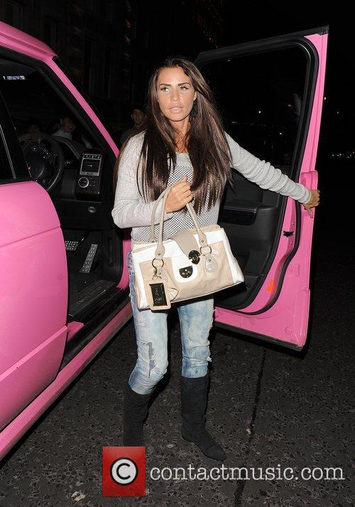 Katie Price and X Factor 9