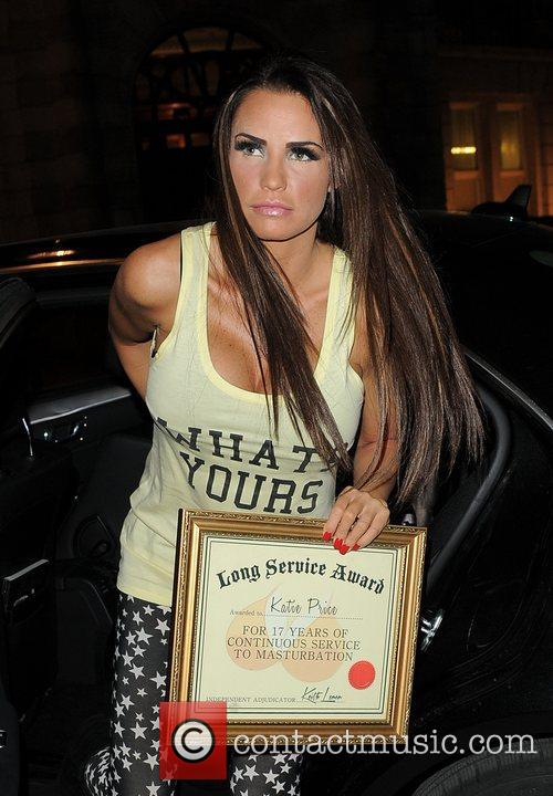 Katie Price, Whats Yours Is Mine and Keith Lemon 3