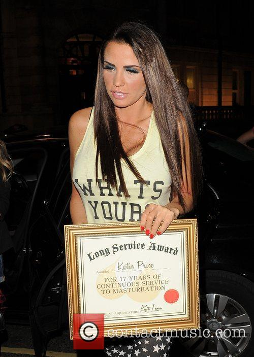 Katie Price, Whats Yours Is Mine and Keith Lemon 9