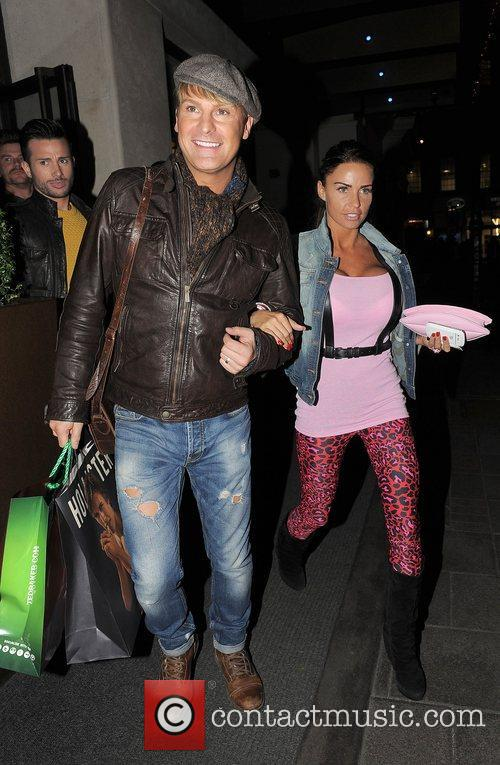 Katie Price, May Fair and Gary Cockerill 10