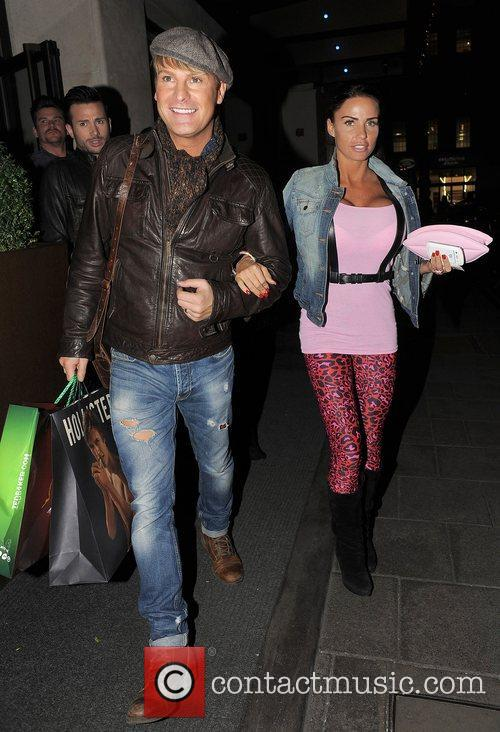 Katie Price, May Fair, Gary Cockerill