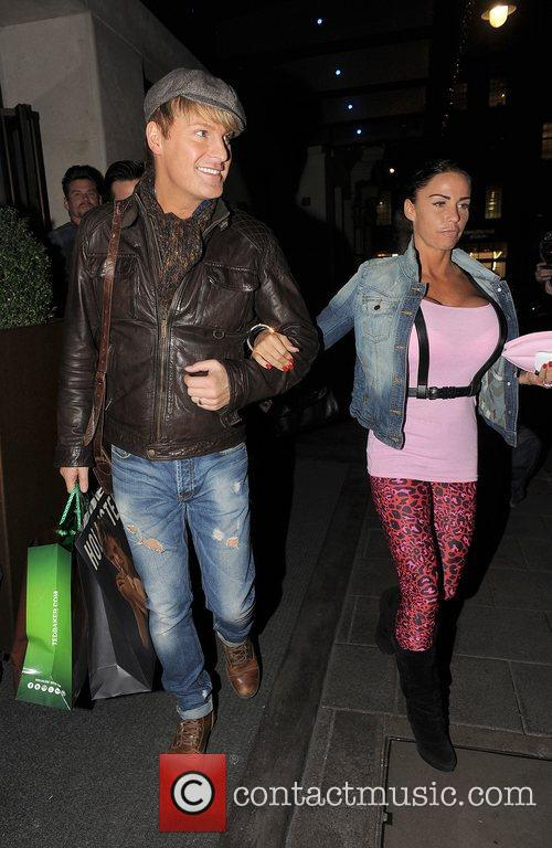 Katie Price, May Fair and Gary Cockerill 8