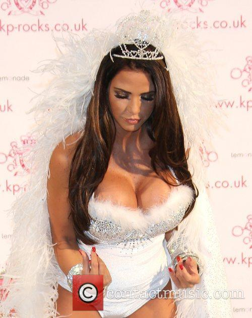 Katie Price and Jordan 10