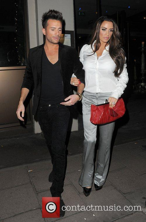 Katie Price, Jordan and Mayfair 11