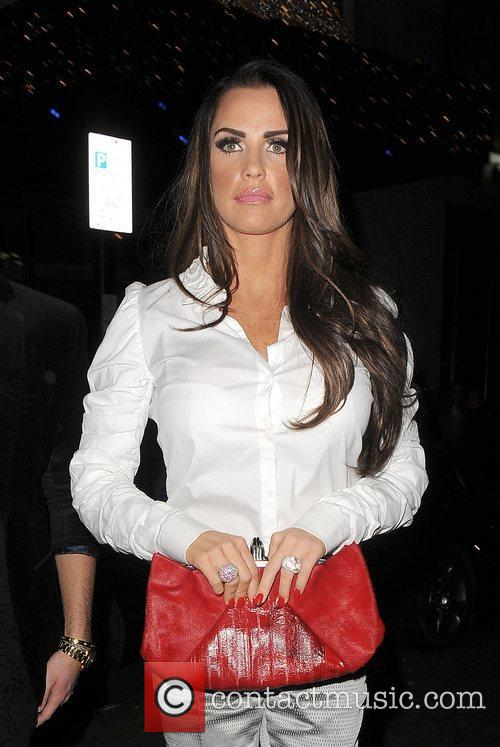 Katie Price, Jordan and Mayfair 5