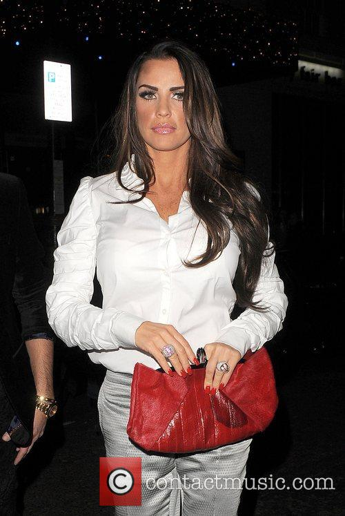 Katie Price, Jordan and Mayfair 7