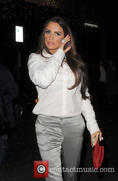 Katie Price, Jordan and Mayfair 8