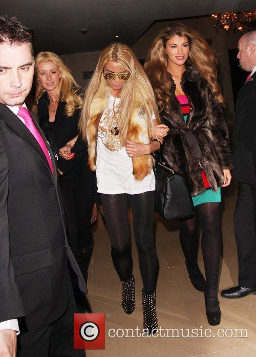 Katie Price and Lauren Pope 2