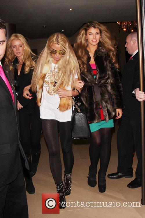 Katie Price and Lauren Pope 3