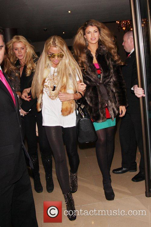 Katie Price and Lauren Pope 4